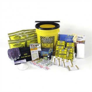 The MayDay Brand 5 Person Deluxe Office Emergency Kit