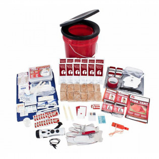 The Guardian Survival Gear 2 Person Guardian Bucket Survival Kit
