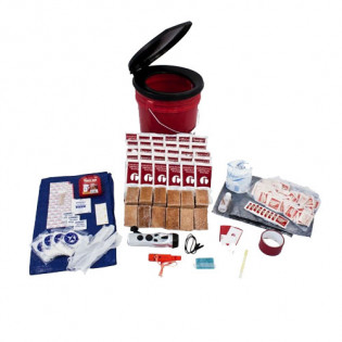 The Guardian Survival Gear Guardian Deluxe Classroom Lockdown Kit