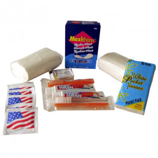 The MayDay Industries Emergency Gear Personal Hygiene Kit