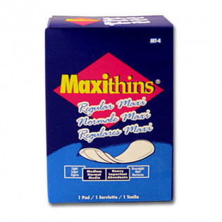 The MayDay Industries Emergency Gear Maxi-Pad in a Box