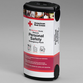The American Red Cross Brand Be Red Cross Ready: Personal Emergency Preparedness Kit