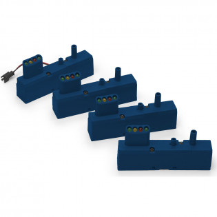 The Monitor for Prestan™ Adult Mannequins - 4 Per Pack
