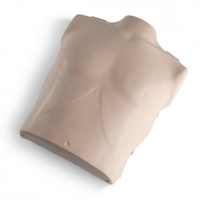 The Prestan Child Mannequin Torso Assembly w/o Monitor - Medium Skin