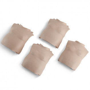 The Torso Replacements for Prestan Infant Mannequins - 4 Pack - Medium Skin