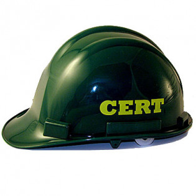 The C.E.R.T. Hard Hat