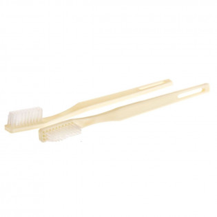 The Toothbrush, Ivory Handle, 30 Tuft, 1 ea