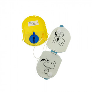 The HeartSine™ PAD Trainer Defibrillation Pads - Set of 25