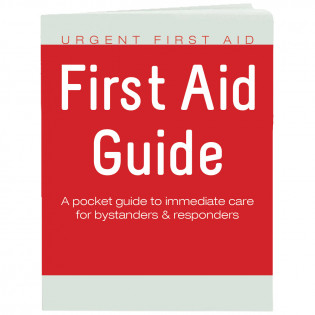 The First Aid Guide Book, 1 Each - SmartTab EzRefill