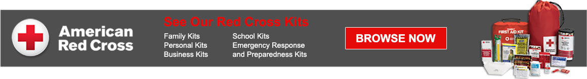 American Red Cross. Over 20 Kits: Family Kits, personal kits, business kits, school kits, emergency response, and preparedness Kits. Browse Now!