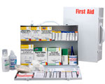 First Aid Stations & Cabinets