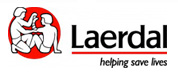 Graphic of Laerdal logo
