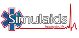 Graphic of simulaids logo